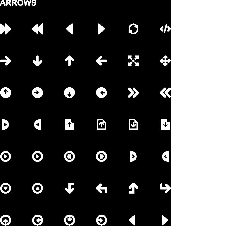 Fleche icone